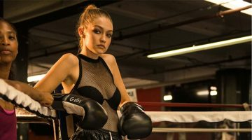 New Arrivals: Gigi Hadid Teams Up with Stuart Weitzman on Exclusive Boots