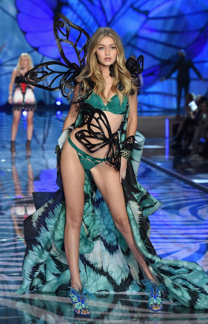 victorias secret fashion show models list