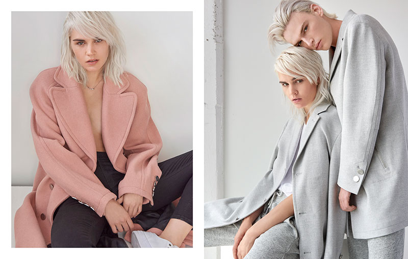 New Arrivals: GUESS Goes Unisex with His & Hers Collection