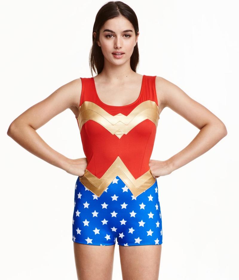 H&M Superhero Bodysuit