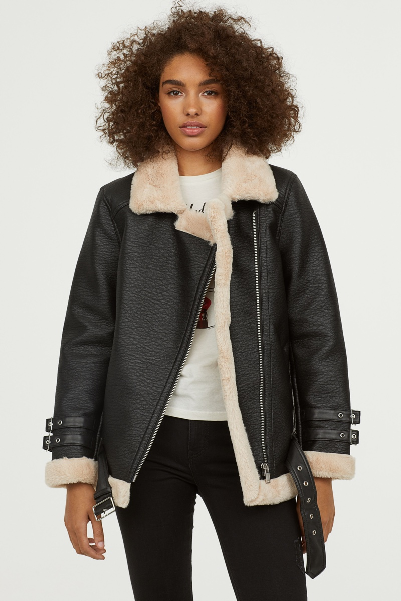 H&M Warm-Lined Jacket $99