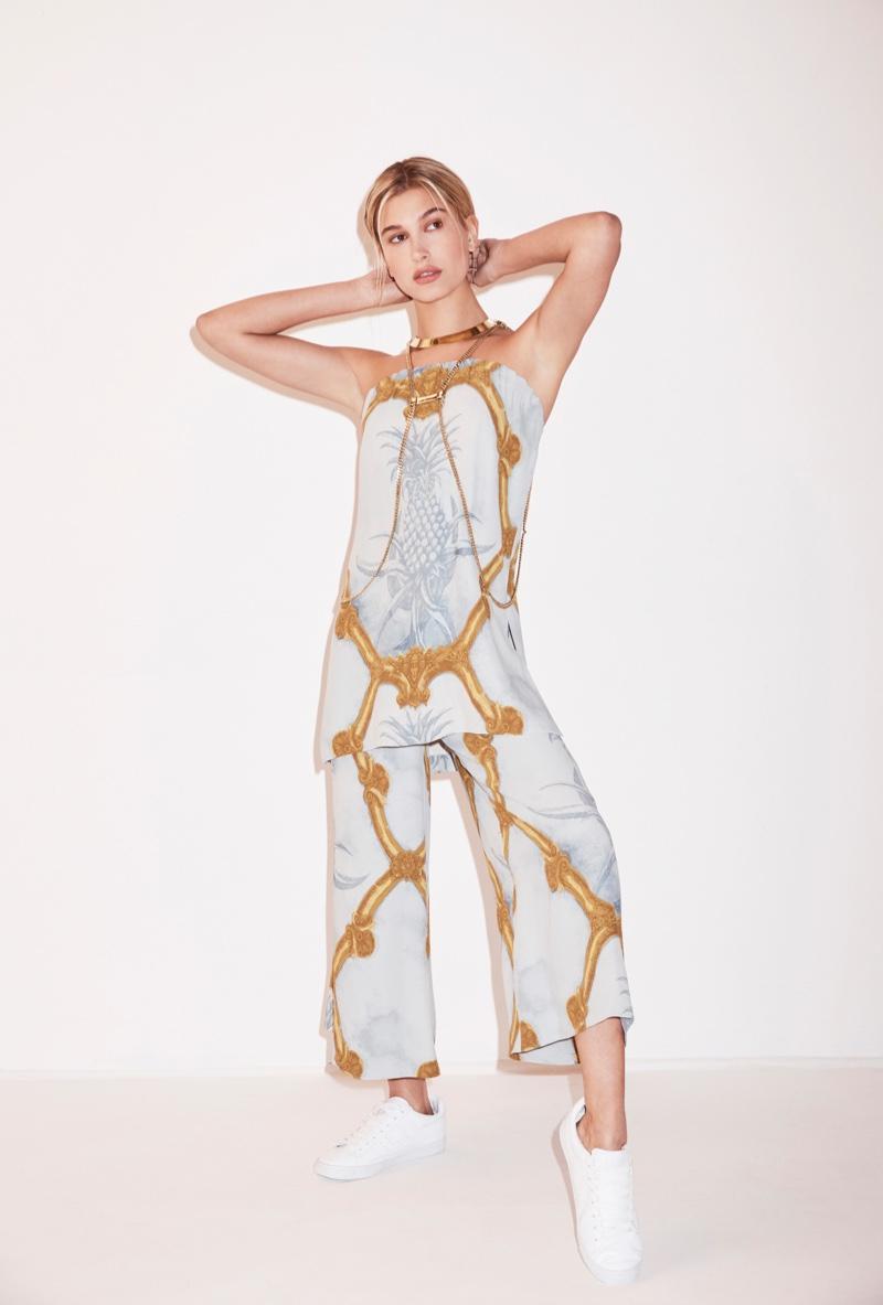 Sass & Bide unveils resort 2017 collection with Hailey Baldwin