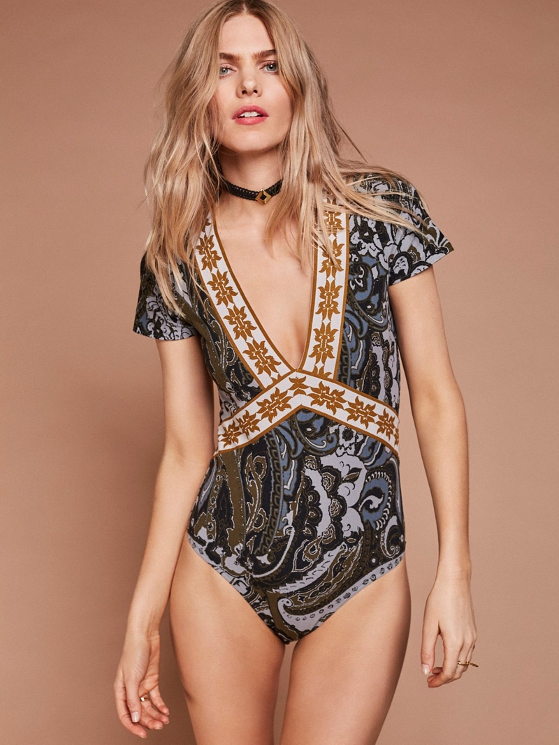 Intimately Free People Place to Be Bodysuit
