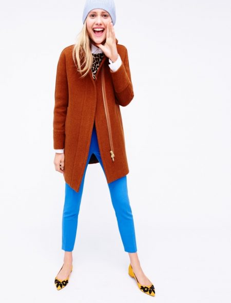 Candy Colored Coats: 11 Chic Outerwear Styles from J. Crew