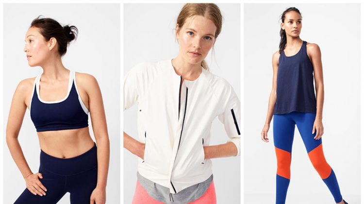 Just In: J. Crew's First Ever Activewear Collection with New Balance