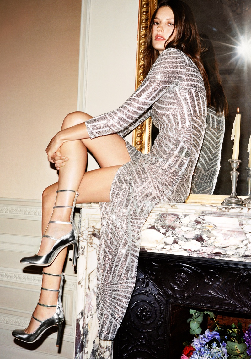 Jimmy Choo Turns Up the Shine Factor for Cruise 2017 Campaign