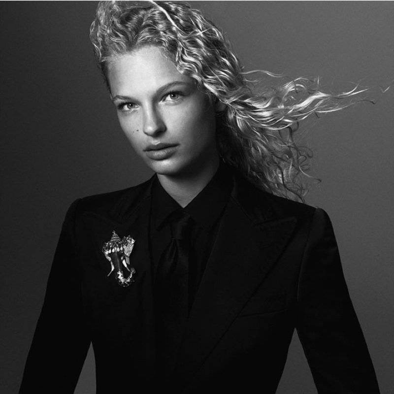 Frederikke Sofie stars in #KnotOnMyPlanet Tiffany & Co. campaign