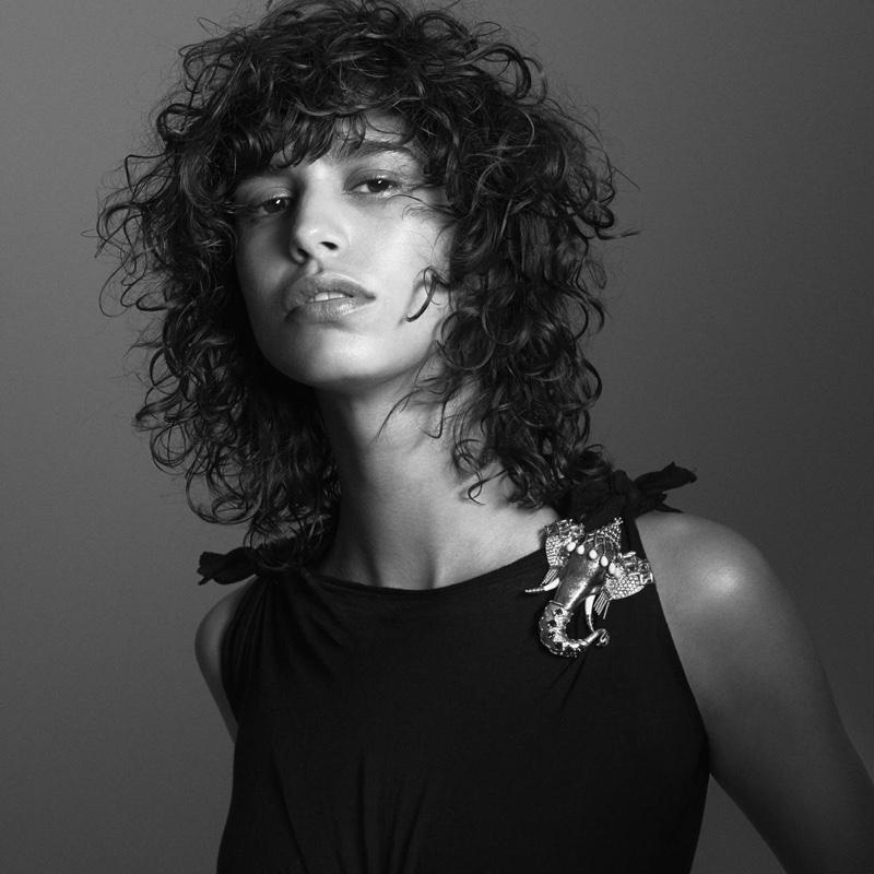 Mica Arganaraz stars in #KnotOnMyPlanet Tiffany & Co. campaign