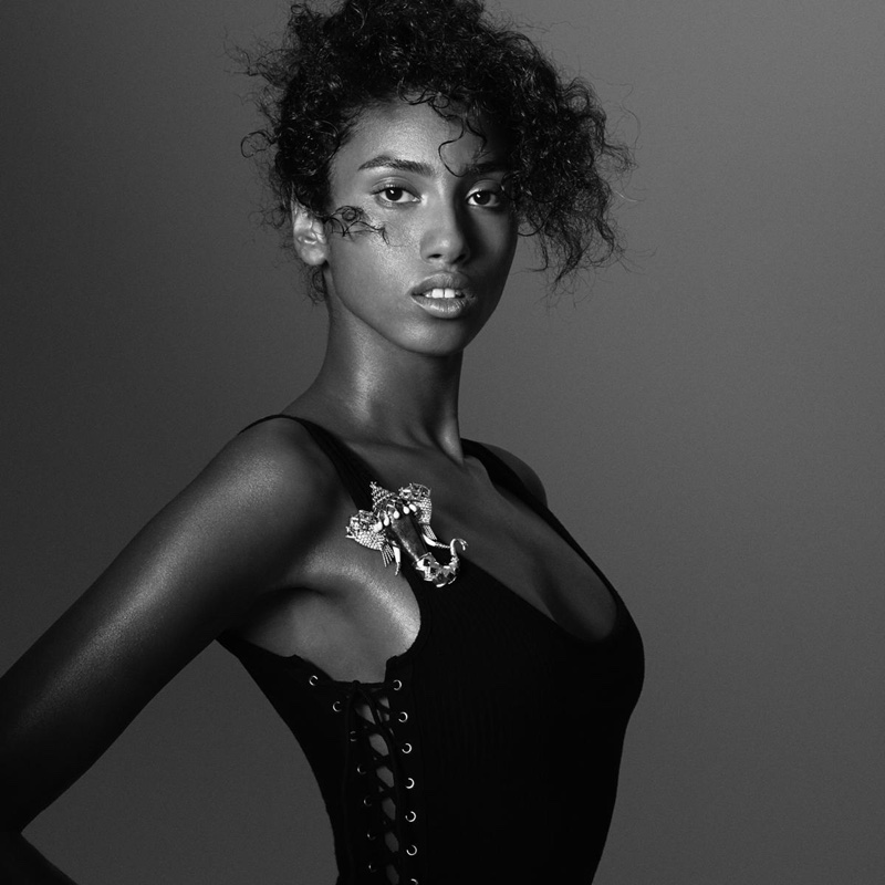 Imaan Hammam stars in #KnotOnMyPlanet Tiffany & Co. campaign