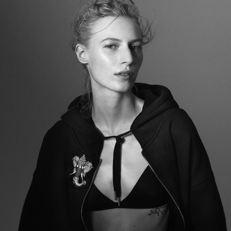 Julia Nobis stars in #KnotOnMyPlanet Tiffany & Co. campaign