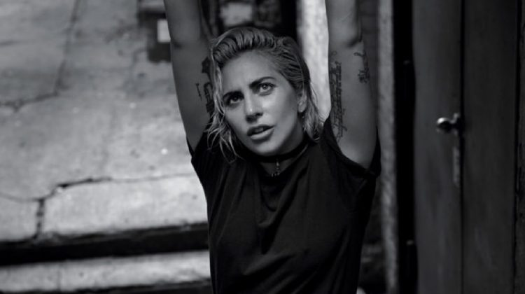 Lady Gaga Gets Stripped Down for T Magazine Cover Shoot