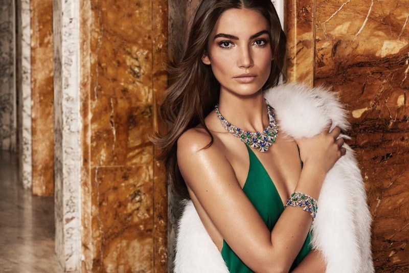 Mario Testino captures Bulgari's fall 2016 jewelry campaign