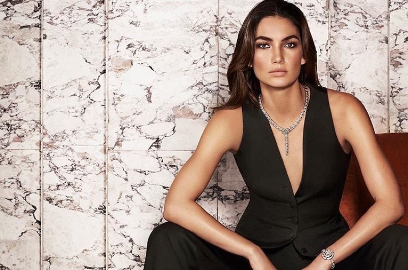 Bulgari taps Lily Aldridge as its fall 2016 jewelry ambassador