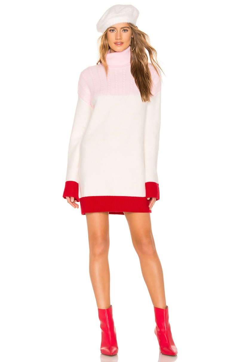 Lovers + Friends Kane Sweater Dress $158