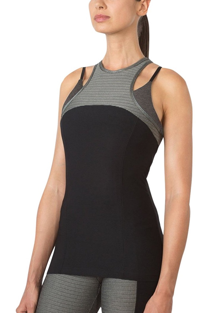 MPG by Julianne Hough Collection Multi-Strap Tank