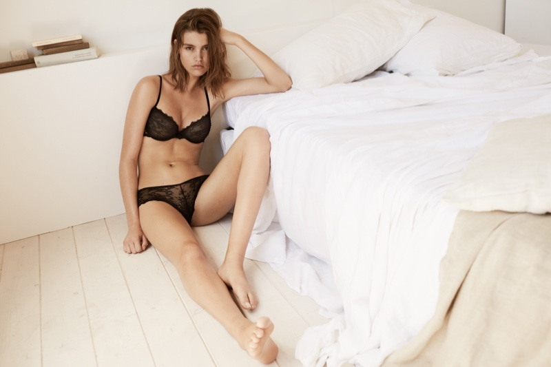Mango unveils fall-winter 2016 lingerie collection