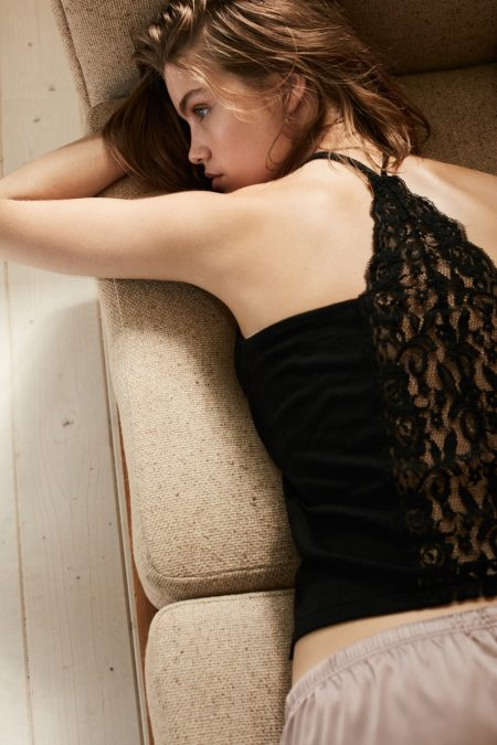 Mango Turns Up the Heat with Fall Lingerie Collection