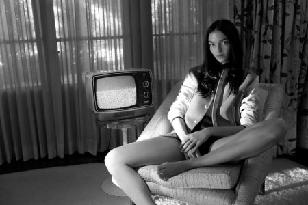 Mariacarla Boscono is the Queen of Cool in Rag & Bone