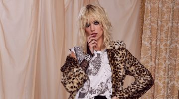 Nasty Gal Announces Second Collab with Courtney Love – See the Photos!