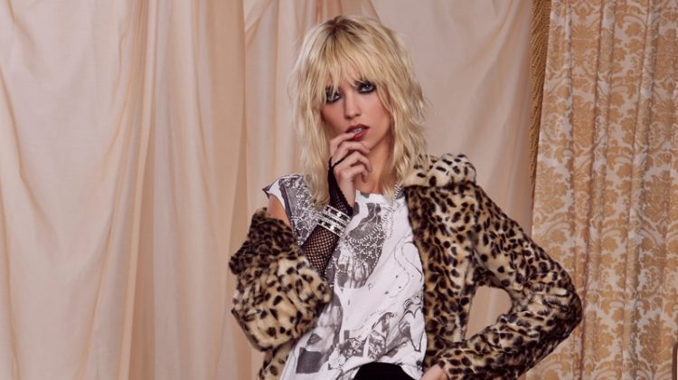 Nasty Gal Announces Second Collab with Courtney Love - See the Photos!