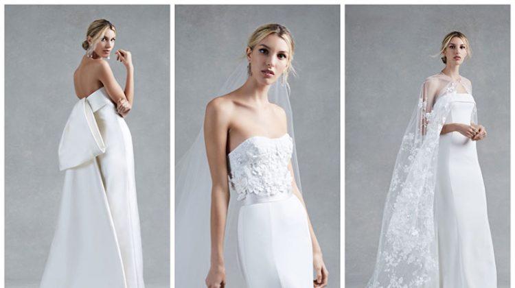 Oscar de la Renta's Fall 2017 Bridal Dresses Are Made for a Princess