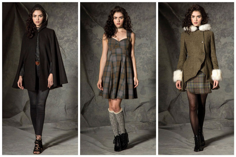 Outlander Hot Topic Fashion Collection Exclusive