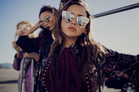Quay Serves Rock & Roll Vibes with 'Super Girl' Sunglasses