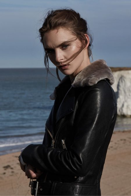 The Great Outdoors: REISS Spotlights Fall Outerwear