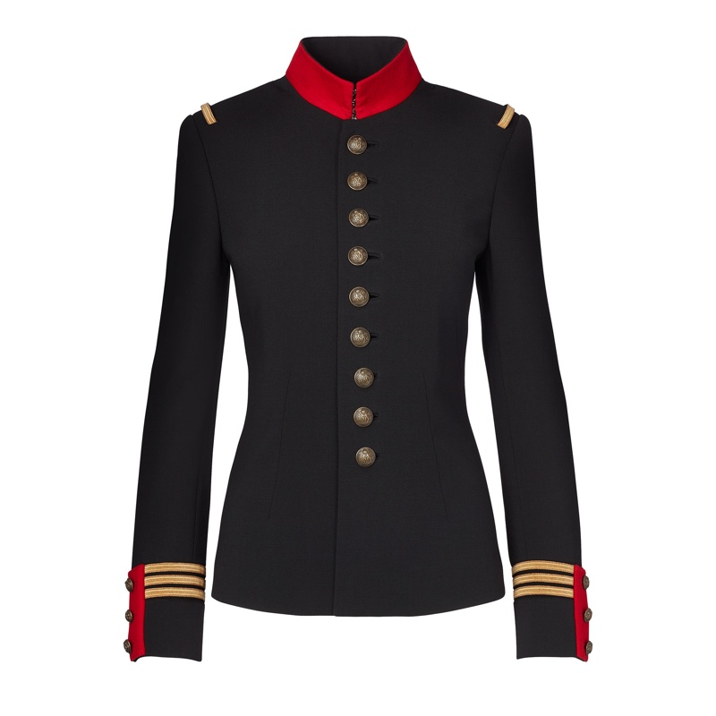 Ralph Lauren Collection The Officer's Jacket