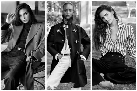 Ralph Lauren Celebrates the Classics with 'Iconic Style' Campaign