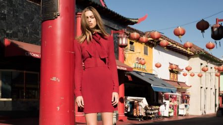 Red Alert: 8 Rouge Fashions from Reformation