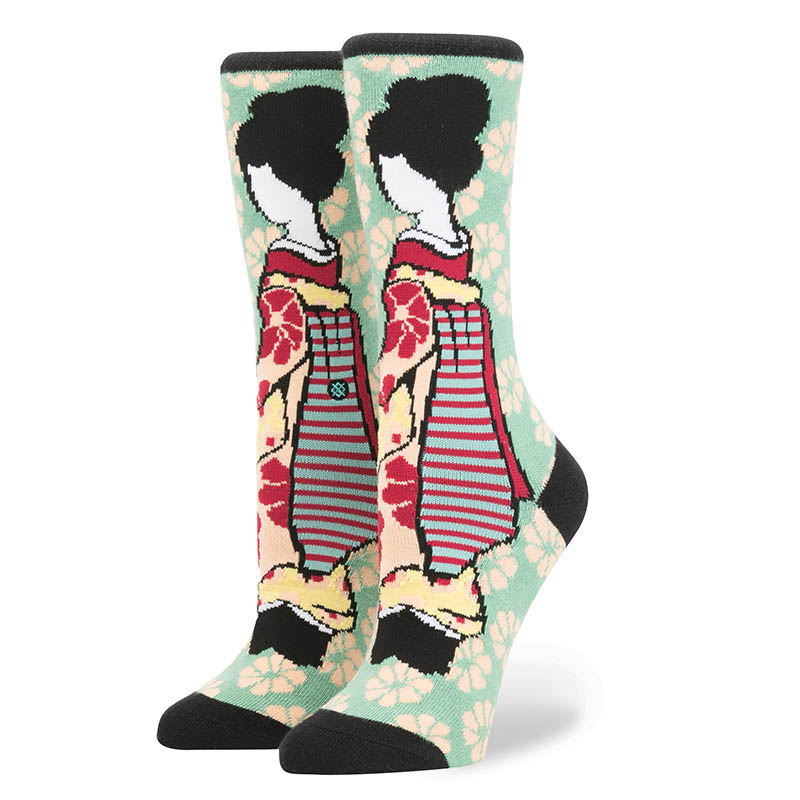 Rihanna x Stance Geisha Socks
