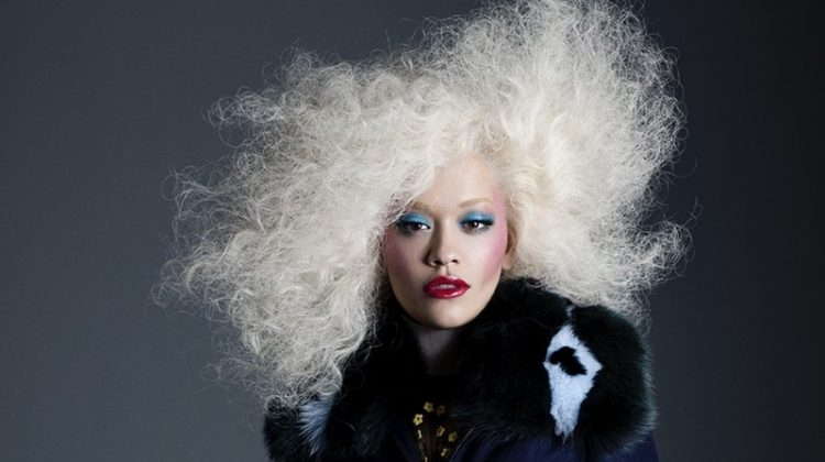 Rita Ora Gets Glam for Paper Magazine, Talks 'America's Next Top Model' Reboot