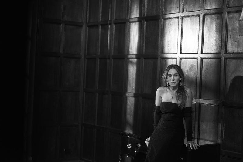 Sarah Jessica Parker dazzles in Kat Florence campaign