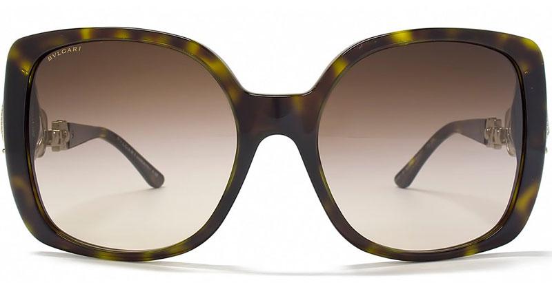 Square Bvlgari sunglasses