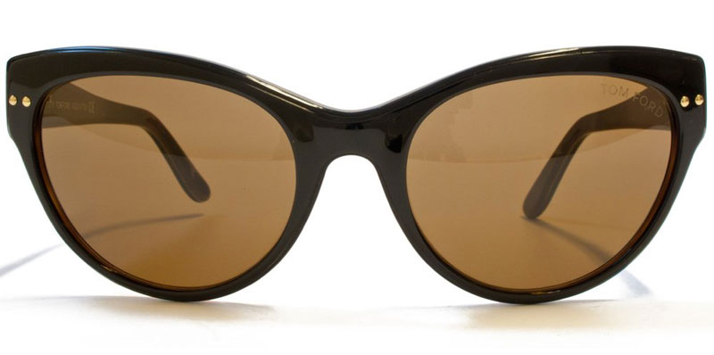 Cat eye sunglasses from style superstar Tom Ford