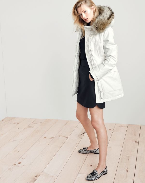 J. Crew Nordic Parka with Thinsulate
