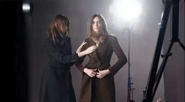Just In: Carine Roitfeld x Uniqlo's Fall 2016 Collection