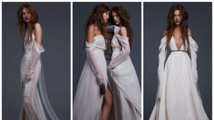 Vera Wang Bridal's Fall 2017 Collection is All About Love
