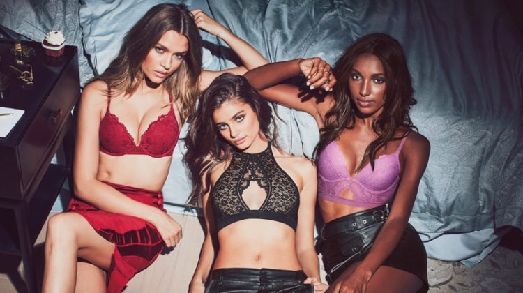 Victoria's Secret Angels Are Ready for Party Season in 'Sexy Little Things'