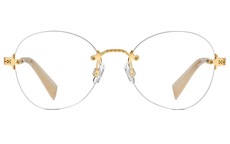 Warby Parker x Leith Clark Lilia Glasses