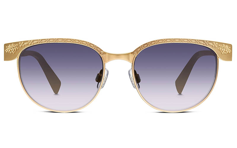 Warby Parker x Leith Clark Oriel Glasses