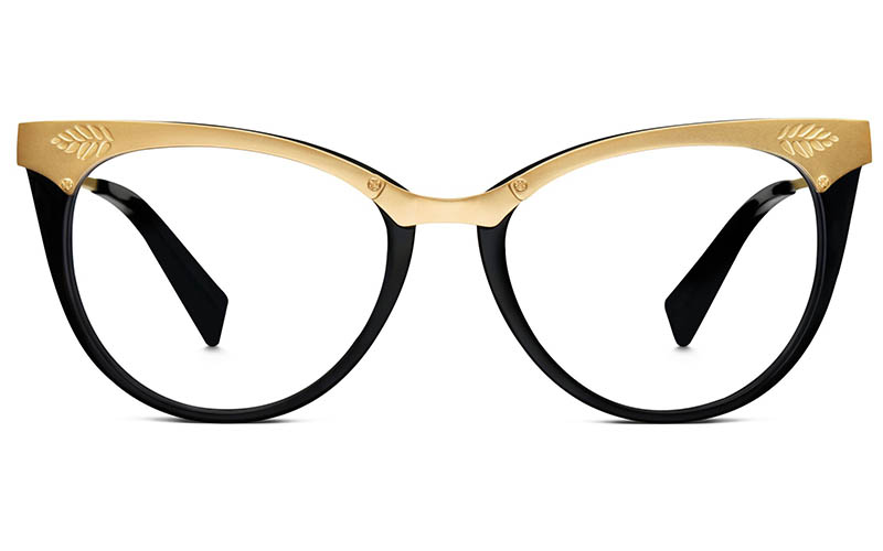 Warby Parker x Leith Clark Valda Glasses