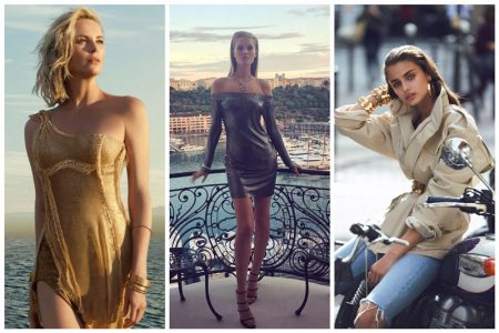 Week in Review | Charlize Theron Dazzles for Dior, Toni Garrn's New Cover, Taylor Hill Models Spring + More