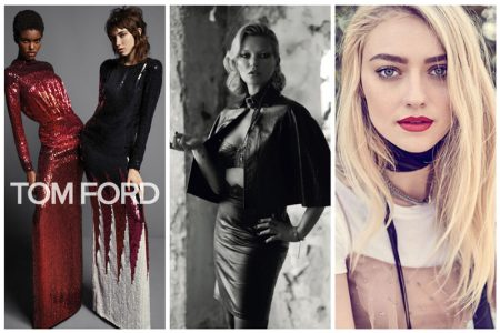 Week in Review | Kate Moss' Dazed Cover, Tom Ford Unveils Fall Campaign, Dakota Fanning for ELLE Canada + More