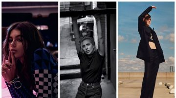 Week in Review | Kaia Gerber for Interview, Lady Gaga Goes Minimal, Zara's Studio Collection + More