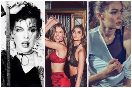 Week in Review | Victoria's Secret's New Campaign, Gigi Hadid for Reebok, Milla Jovovich Goes Retro + More
