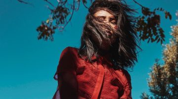 Exclusive: Yifan by Trever Hoehne in 'Red Fever'