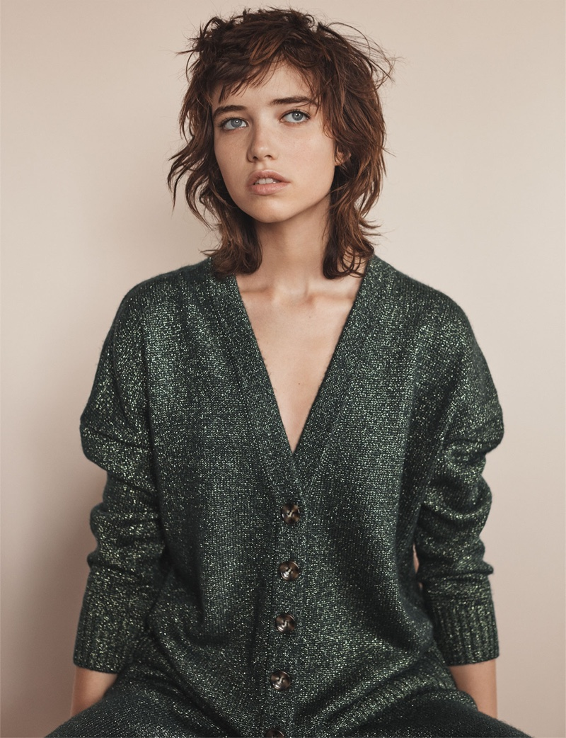 Zara Has the Coziest Sweaters for Fall