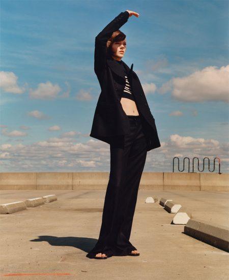Zara Goes Ultra-Sleek with Fall Studio Collection